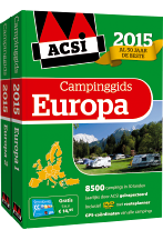 ACSI Campinggids Europa 2015