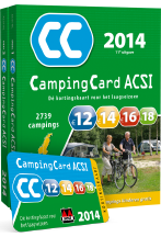 CampingCard ACSI 2014