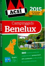 ACSI Campinggids Benelux 2015