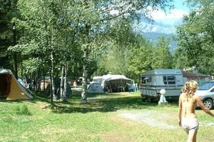 Camping Mont Blanc Plage