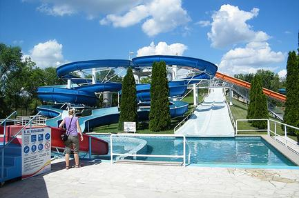 Strandcamping Rukkel-Tó