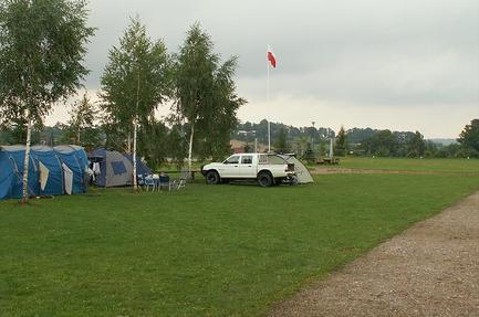Campsite Korona