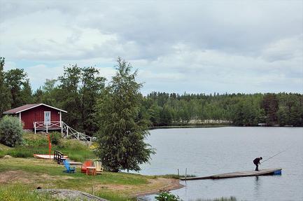 Campsite Taulaniemi