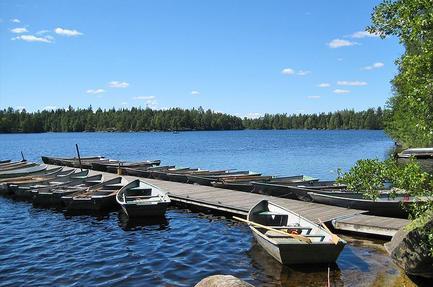Camping Fyrväpplingen Fiskecamp