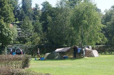 Camping Vojetice