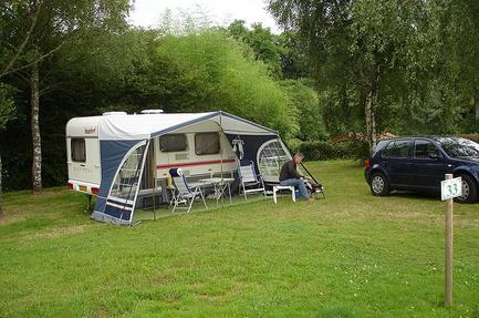Camping De La Boutière