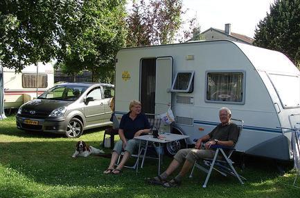 Camping Mun. Rives de la Marne