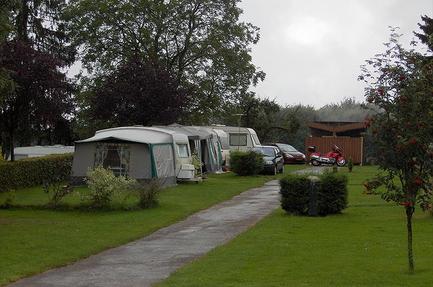 Camping Au Fraiteux