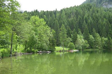 Camping Seebauer am Gleinkersee