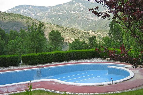 Vallromanas Spain  City pictures : Camping El Berguedà en Guardiola de Berga | España ACSI