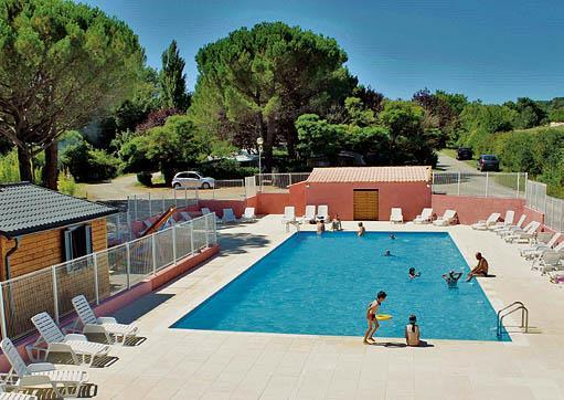 Flower camping provence vall e in manosque france acsi for Camping haute provence avec piscine