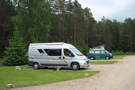 Paluse Camping