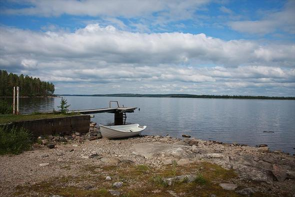 Kiantajärvi Camping
