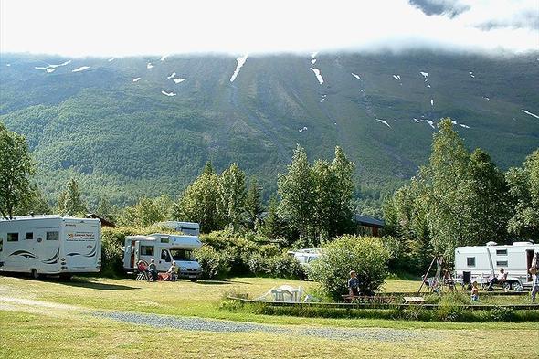 Campsite Bjørnebo