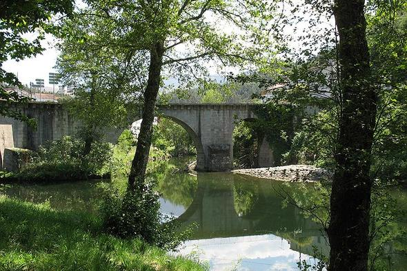 Camping Ponte das Três Entradas