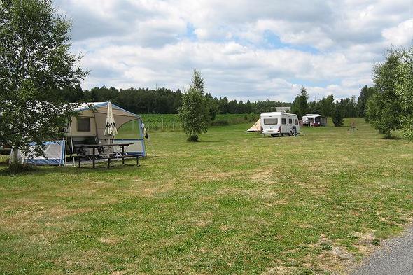 Campsite Sasanka