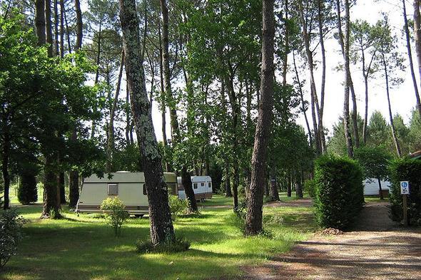Campsite Parc du Bel Air