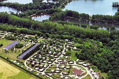 Camping Les Ilots de St. Val