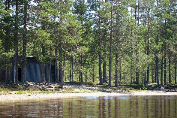 Camping Piispansaunat
