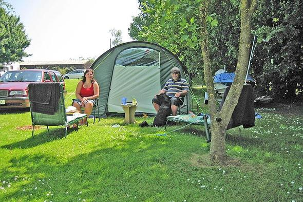 Gamlins Farm Caravan Park