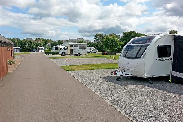 Silverbank Caravan Club Site