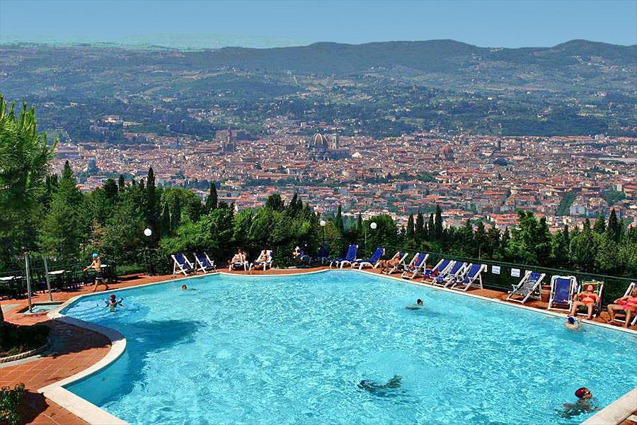 Korting Camping Panoramico Fiesole