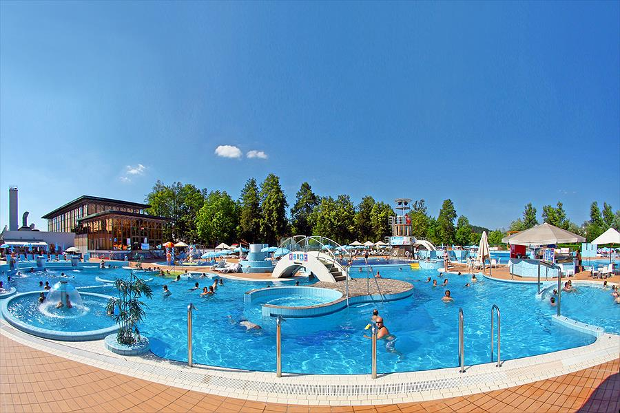 Korting Ljubljana Resort (hotel en camping)