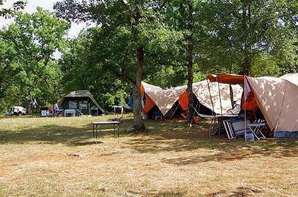 Camping De Bois-Redon