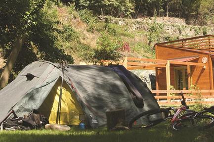 Agribike Camping