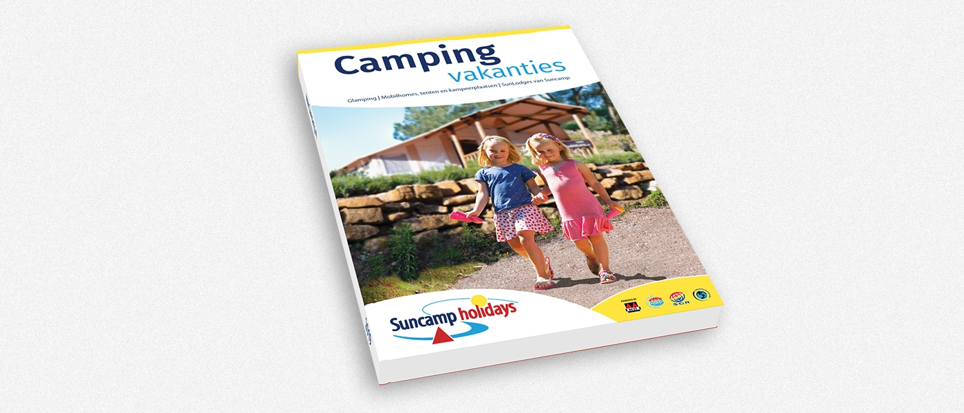 Suncamp brochure
