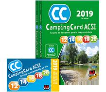 Resultado de imagen de campingcard acsi 2019