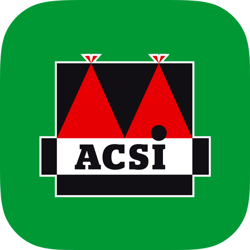 Application ACSI Campings Europe