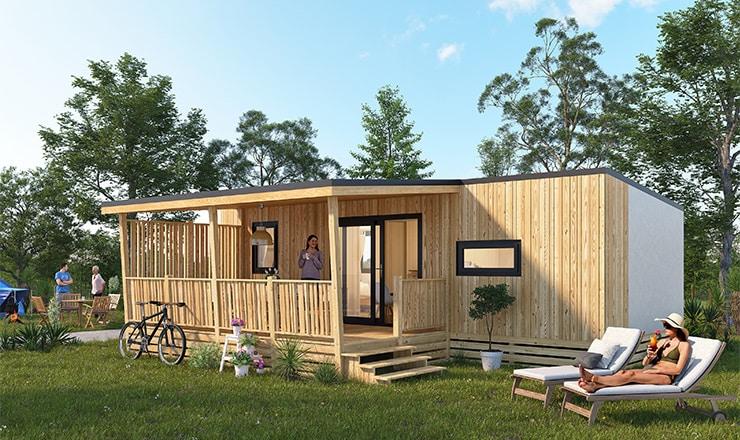 luxury mobile homes. Black Bedroom Furniture Sets. Home Design Ideas
