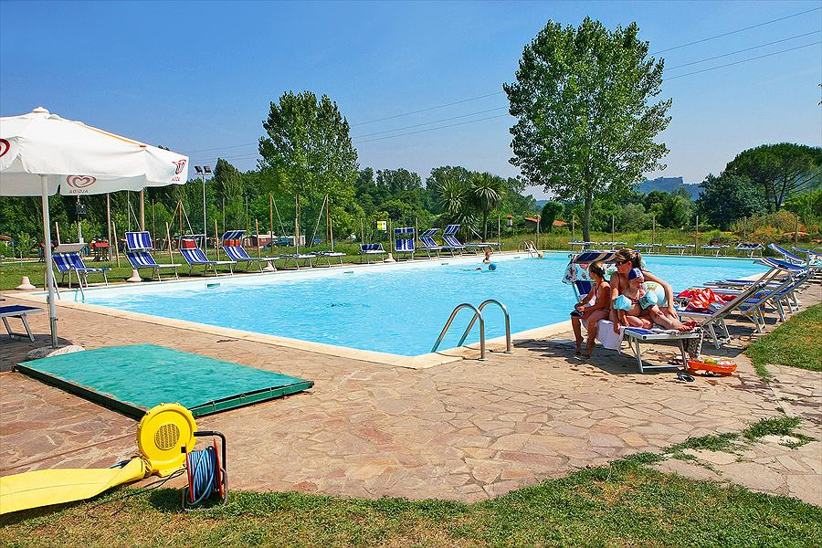 Korting Camping Roma Flash Bracciano