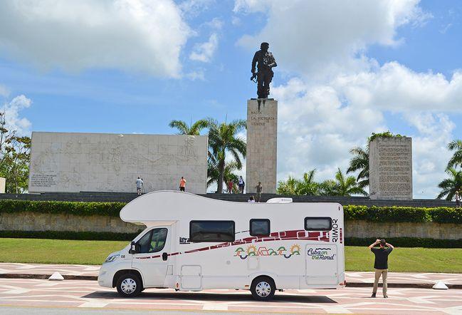 ACSI: camper rondreis in Cuba