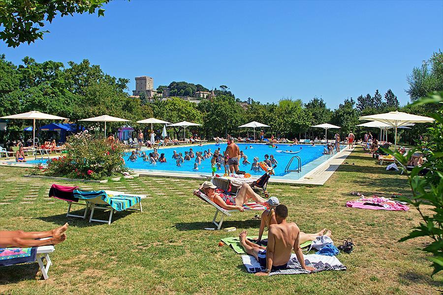 Korting Camping Village Parco delle Piscine Sarteano