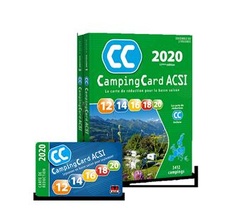 carte acsi camping car 2020 Commander la CampingCard ACSI | Camper à un tarif avantageux en