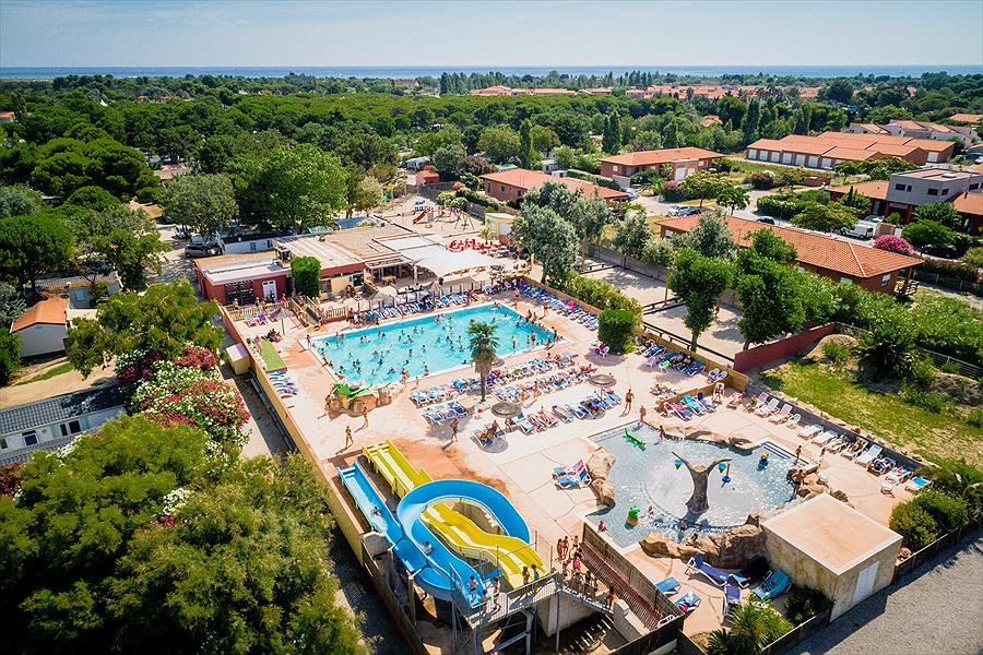 Korting Camping Le Trivoly Torreilles Plage