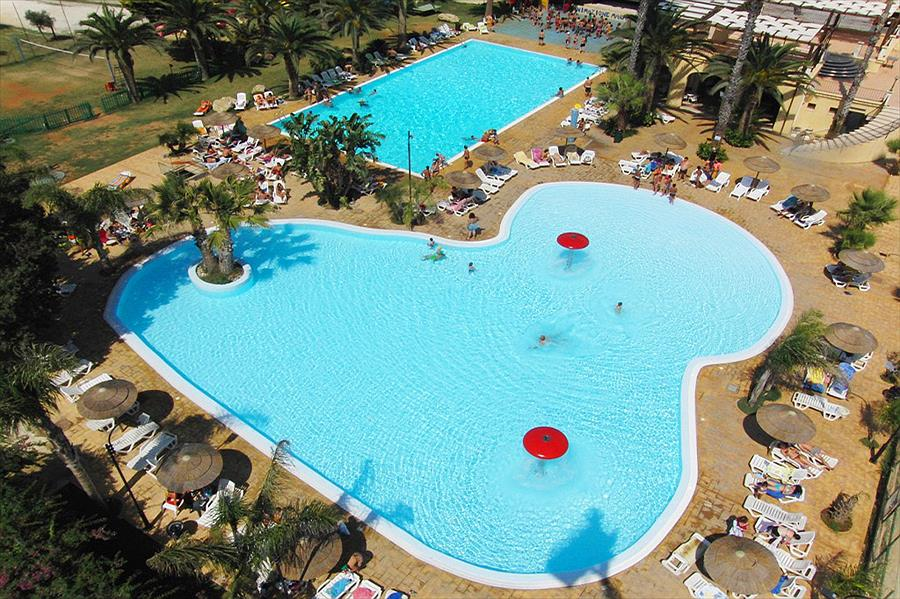Korting Sporting Club Village en Camping Mazara del Vallo