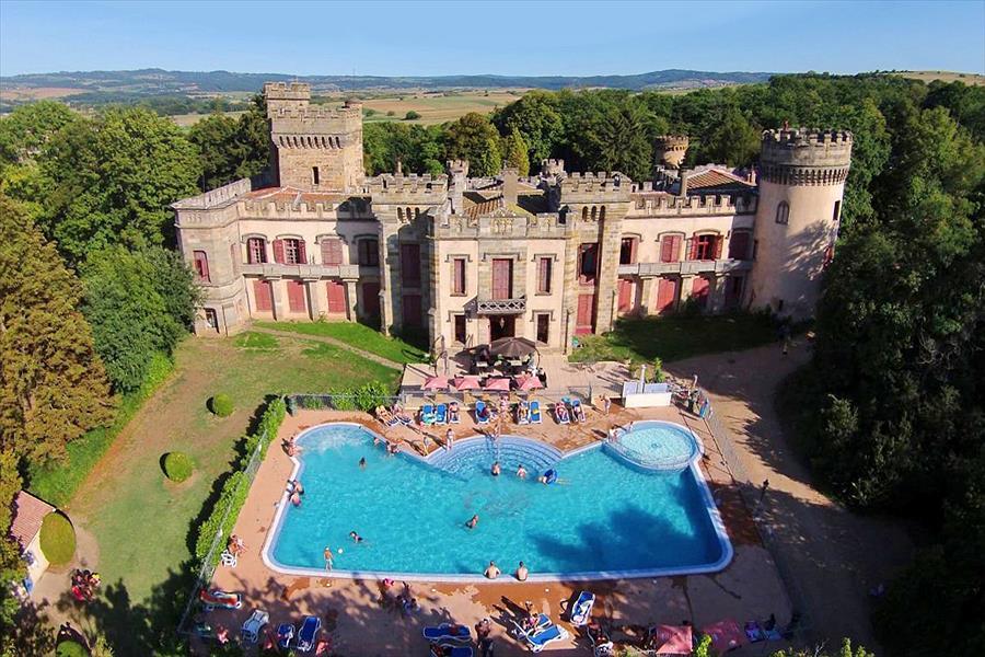 Camping Chateau de Grange Fort